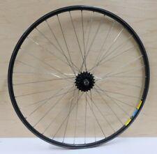 Phil Wood(?)/Mavic Open 4 CD 700c Clincher Rear Wheel Atom Freewheel