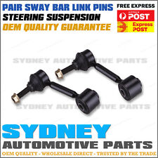 2 x Rear Sway Bar Link Pins VW Passat 3C2 2005 - 2010 (REFER TO PICTURE)