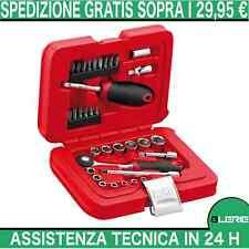️ Usag-601 1/4 J34-assortimento in Cassetta Modulare con bussole esagonali ed I