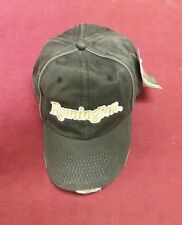 Remington official headware! Black Hat New With Tags!!!New Old Stock!!!!