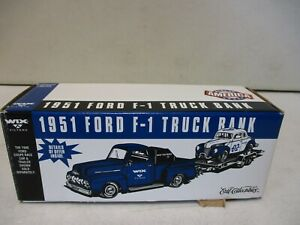 Ertl Wix Filters 1951 Ford F-1 Truck Bank