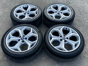 """18"""" Genuine Ford SMAX ST Alloy Wheels & Tyres 5X108"""