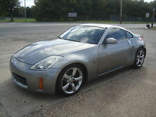 2006 Nissan 350Z Coupe Automatic Salvage Rebuildable Repairable
