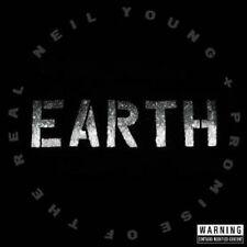 Neil Young y promesa de la Verdadera Tierra-nuevo Triple Vinilo Lp