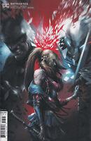 BATMAN #103 (1ST PRINT)(Francesco Mattina Variant)(2020) Comic Book ~ DC Comics
