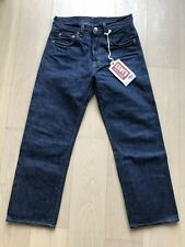 LEVIS LVC Vintage 1966 501 USA Made Resolute Cone Mill Big E Ues Denime Jeans 29