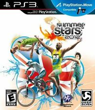 Summer Stars 2012 - 18 Thrilling Arcade-Style Sporting Events PS3 NEW