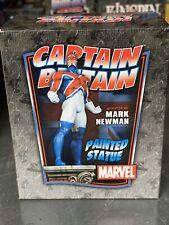 Captain Britain Marvel Comics Statue Bowen Designs New FS (191/700)
