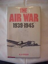 THE AIR WAR 1939-1945; WWII MILITARY HISTORY ALLIES NAZIS HITLER AVIATION PLANES