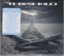 THRESHOLD 2014 CD - For The Journey +1 (Ltd. Digi.) Symphony X/Dream Theater NEW