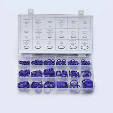 270Pcs Car A/C System Air Conditioning O Ring Seals Set Vehicle Kit Tools dedj