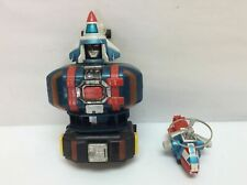 "1982 Voltron DX Dairugger 15"" Vehicle Action Figure Japan Parts Helicopter"