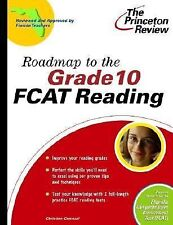 Roadmap to the Grade 10 FCAT Reading (State Test Preparation Guides), Princeton