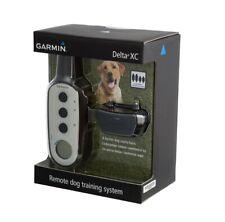 Garmin Delta Xc Dog Training Collar Bundle, 3/4 Mile Brand New