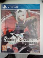 shining resonance refrain draconic launch edition ps4 ps 4 playstation neuf