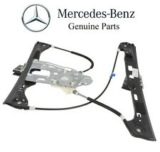 Mercedes W203 Front Driver Left Electric Window Regulator w/o Motor Genuine
