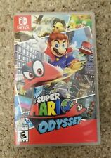Super Mario Odyssey Nintendo Switch Game 2017