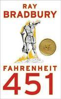 NEW Fahrenheit 451 by Ray Bradbury - Paperback - Free Shipping