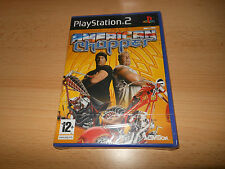 American Chopper - PLAYSTATION 2 PS2 - Nuevo Precintado
