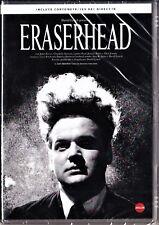 David Lynch: ERASERHEAD (Cabeza borradora) Tarifa plana en envío dvd España 5 €