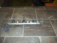 3.0L Mazda 6 New Fuel Line From Body to Fuel Rail 2004 To 2008