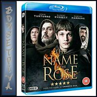 THE NAME OF THE ROSE COMPLETE BBC SERIES Starring Rupert Everett  NEW BLURAY