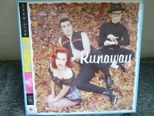 "DEEE-LITE - RUNAWAY/ RUBBER LOVER 12"" VINYL SINGLE POP/DANCE/R&B"