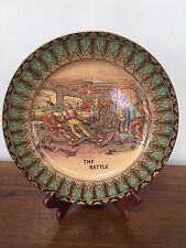 Royal Doulton THE BATTLE Seriesware Cabinet Dinner Plate