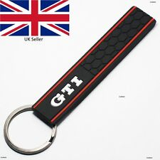 VW GOLF GTI KEYRING KEY RING KEYCHAIN RUBBER  EDITION 30 VOLKSWAGEN
