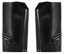 Cab Floor Outer Rear Section fits 81-87 Dodge Ram Pickup-PAIR