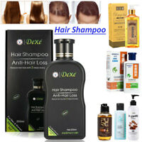 Prevent Hair Loss Shampoo Fast Growth Scalp Repair Moisturizes Treatment