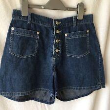 ARMANI EXCHANGE Ladies High Waist Short Jeans Pants