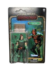 """Hasbro Star Wars The Black Series The Mandalorian - Cara Dune 6"""" Credit..."""