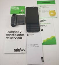 Cricket Prepaid Moto G6 Forge 16GB Smartphone Blue