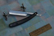 Kanri 手打 = Teuchi = Handmade Japanese shave ready straight razor