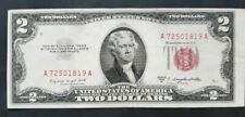 USA (red seal) U.S. Note-Series 1953-Good condition