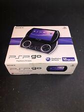 New (Open Box) Sony PSP go 16GB Piano Black US VERSION!  PSP-N1001PB