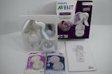 Avent Natural Manual Express Breast Pump Sealed Contents