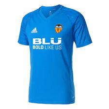 Maillot de football de clubs espagnols Valencia manches courtes