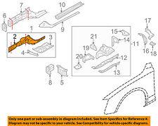 AUDI OEM 08-17 A5 Quattro Fender-Outer Rail Left 8K0803717E