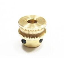 Extruder Drive Gear Pulley 1.75mm & 3mm Nema17 RepRap 3D Printer Filament