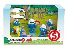 Smurf Decade Set 1990 - 1999 edition by Schleich