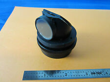 OPTICAL MICROSCOPE PART ZEISS GERMANY ILLUMINATOR PART IRIS OPTICS BIN#19V-27