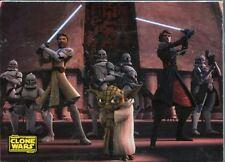 Star Wars Clone Wars 2008 Complete 90 Card Base Set