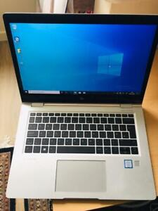 HP EliteBook 2 in One,  x360 1030 G2 Intel Core i5 - 7th Gen, Touch Screen
