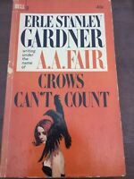Crows Can't Count by A A Fair -  Bertha Cool and Donald Lam - Dell 1625