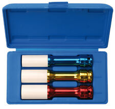 BGS technic 7100 3 lange Kraft - Schoneinsätze 17-19-21 mm
