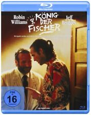 König der Fischer [Blu-ray/NEU/OVP] Robin Williams, Jeff Bridges / Terry Gilliam