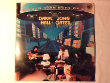 DARYL HALL JOHN OATES Bigger than both of us lp ITALY MINT -