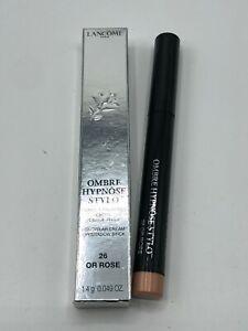 Lancôme Ombre Hypnôse Stylo Eyeshadow Stick in Rose *New in Box*